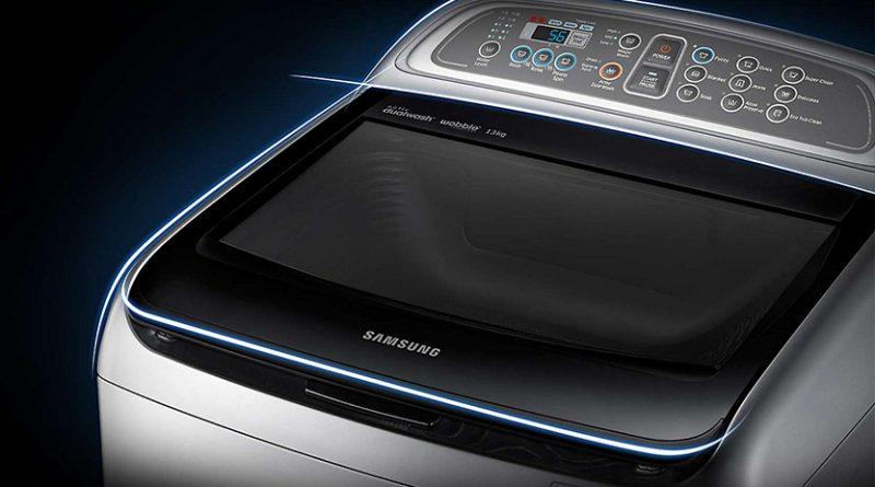 Samsung Activ Dual Wash